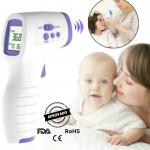 Termômetro Infravermelho sem contato para temperatura  - Corporal - CB-89