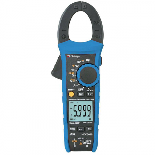 Alicate Amperímetro  HDC 3010 Minipa